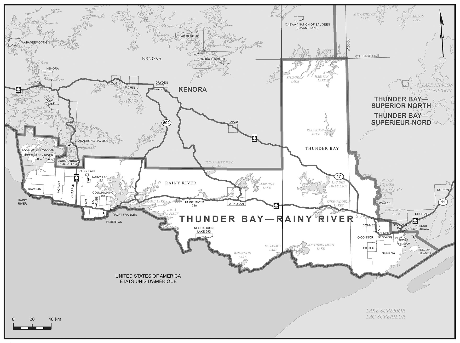 Rainy River Conservative Electoral District